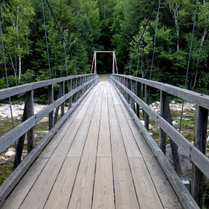 Bridge - Lincoln Woods
