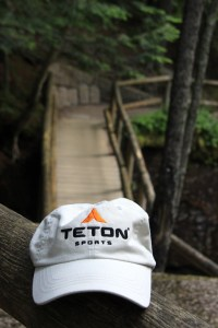 Teton Sports Hat at Sabbaday Falls