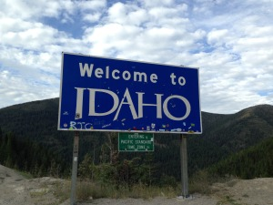 Good Bye Idaho