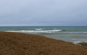 Lake Michigan East Facing