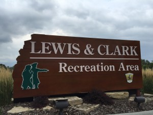 Lewis and Clark Rec Area
