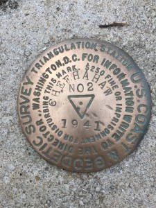 Summit Marker - High Point Alabama