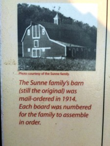 Sunne Family Mail order barn