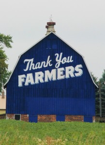 Thank You Farmers - Camp50 Minnesota Trip