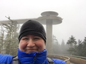 Clingmans Dome and Me HighPoint