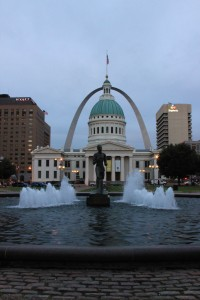 Early Morning St Louis