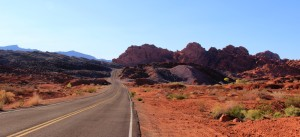 Valley of the Fire road - website