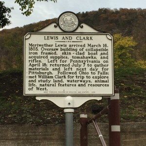 Lewis and Clark - Harpers Ferry