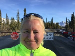 End of the Road - Denali National Park April 2016