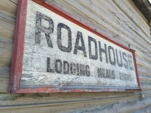 Historic Roadhouse Talkeetna - Alaska