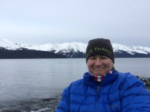 Seward Alaska 50th state camped 4-12-16